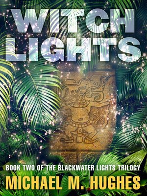 cover image of Witch Lights