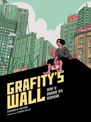 cover image of Grafity's Wall