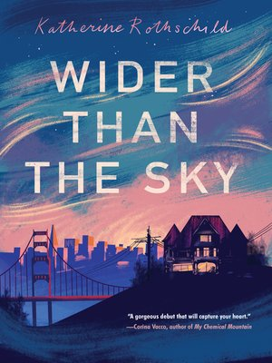 cover image of Wider than the Sky