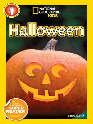 cover image of National Geographic Readers: Halloween