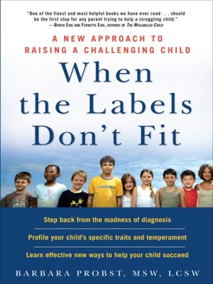 cover image of When the Labels Don't Fit
