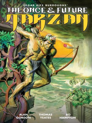 cover image of The Once and Future Tarzan