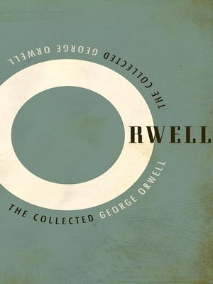 cover image of The Collected George Orwell