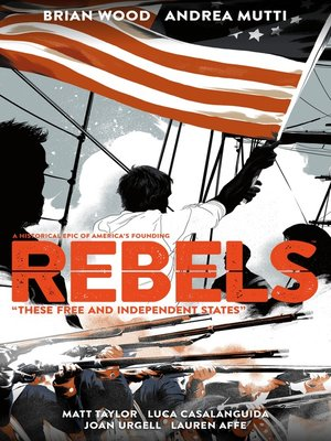 cover image of Rebels (2015), Volume 2