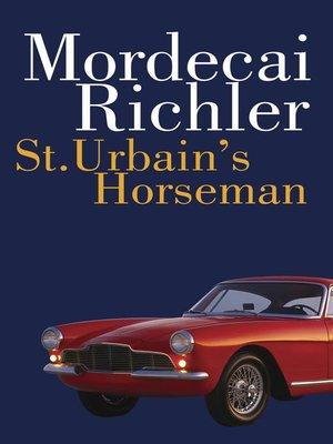 cover image of St. Urbain's Horseman