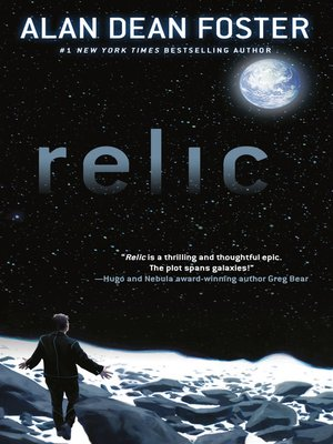 cover image of Relic