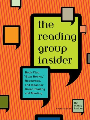 cover image of The Reading Group Insider