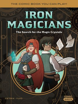 cover image of Iron Magicians