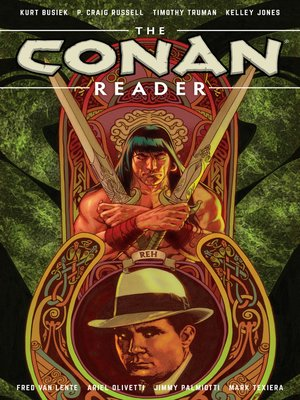 cover image of The Conan Reader