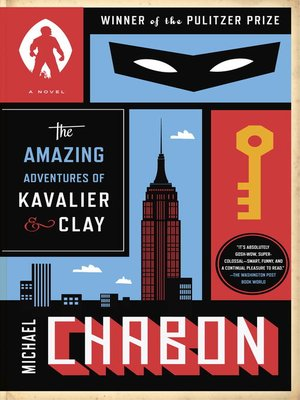 cover image of The Amazing Adventures of Kavalier & Clay (with bonus content)