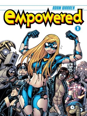 cover image of Empowered (2007), Volume 1