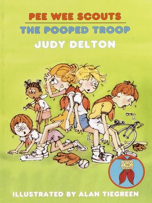 cover image of The Pooped Troop
