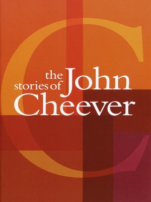 cover image of The Stories of John Cheever
