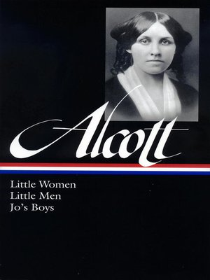 cover image of Louisa May Alcott
