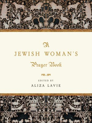cover image of A Jewish Woman's Prayer Book