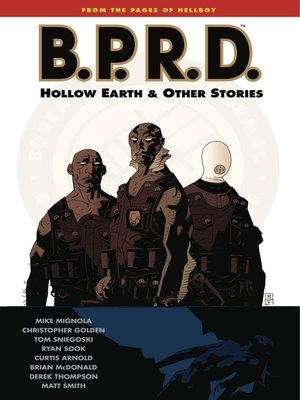 cover image of B.P.R.D., Volume 1