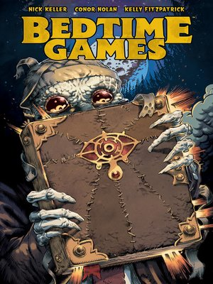 cover image of Bedtime Games