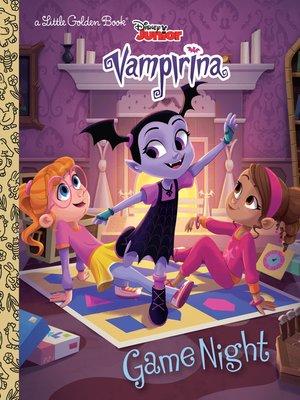 cover image of Game Night (Disney Junior Vampirina)