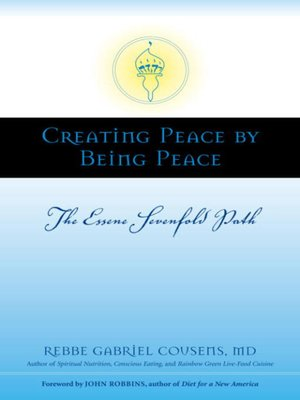 cover image of Creating Peace by Being Peace