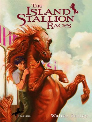 cover image of The Island Stallion Races