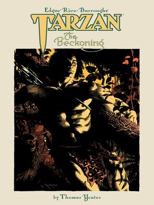 cover image of Tarzan: The Beckoning