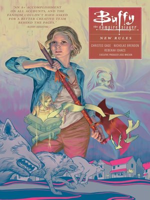 cover image of Buffy the Vampire Slayer, Season 10, Volume 1