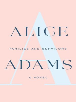 cover image of Families and Survivors