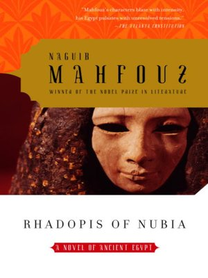cover image of Rhadopis of Nubia
