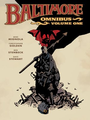 cover image of Baltimore (2010), Omnibus Volume 1