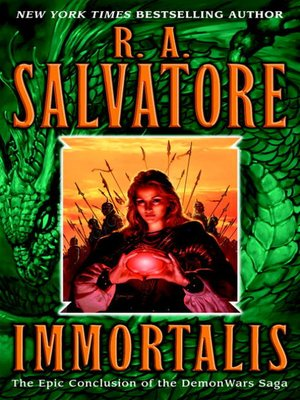 cover image of Immortalis