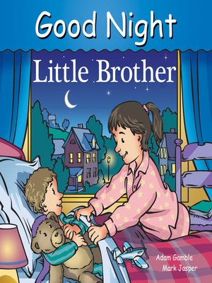 cover image of Good Night Little Brother