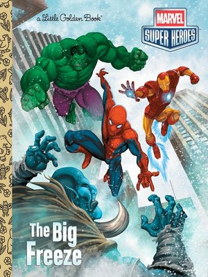 cover image of The Big Freeze (Marvel)