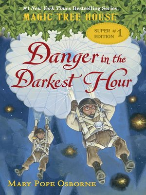 cover image of Danger in the Darkest Hour