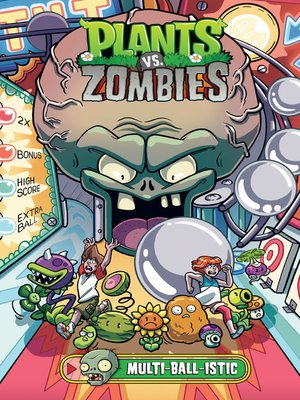 cover image of Plants vs. Zombies Volume 17