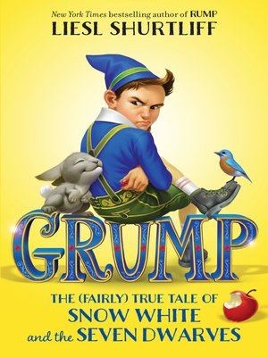 cover image of Grump
