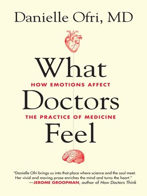 cover image of What Doctors Feel