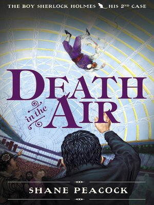 cover image of Death in the Air
