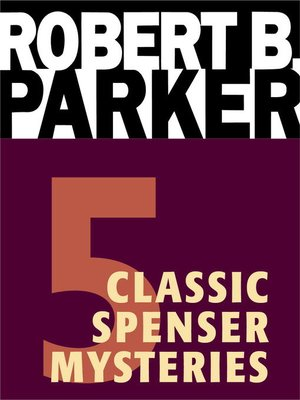 cover image of Five Classic Spenser Mysteries