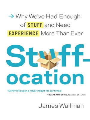 cover image of Stuffocation