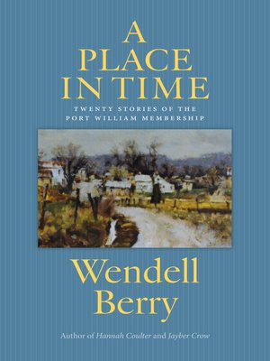 cover image of A Place in Time