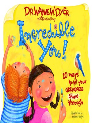 cover image of Incredible You!