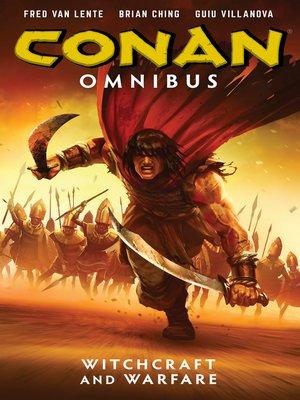cover image of Conan Omnibus Volume 7