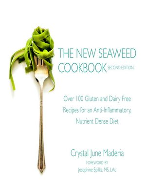 cover image of The New Seaweed Cookbook