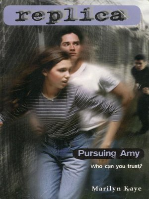 cover image of Pursuing Amy (Replica #2)