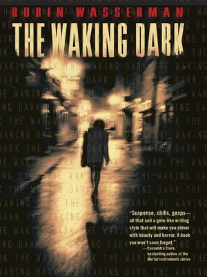 cover image of The Waking Dark