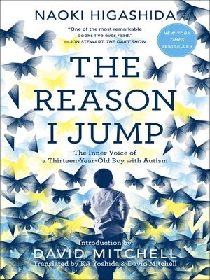 cover image of The Reason I Jump