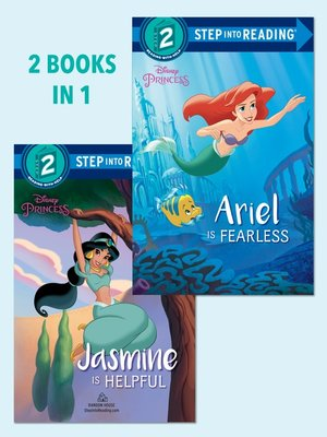 cover image of Ariel Is Fearless/Jasmine Is Helpful
