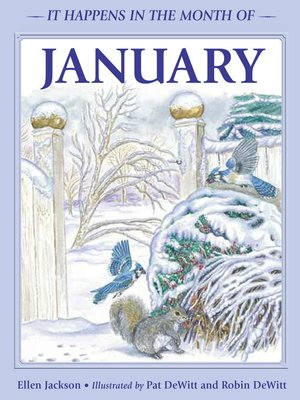 cover image of It Happens in the Month of January