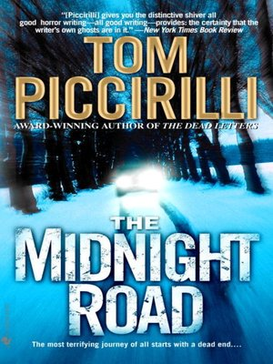 cover image of The Midnight Road