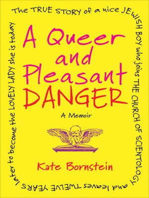 cover image of A Queer and Pleasant Danger